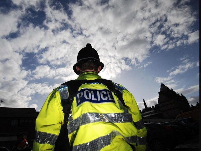 Police are appealing for witnesses after a series of vehicles were badly damaged in Harrogate at the weekend.