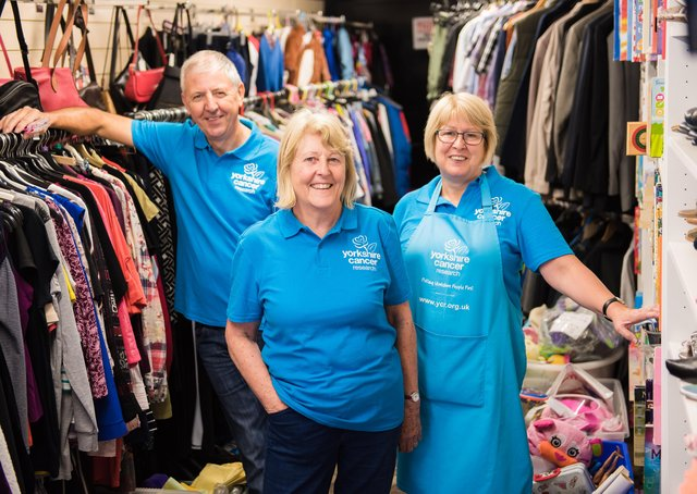 Yorkshire Cancer Research will open a new charity shop in Ripon in Autumn 2021. Picture Jonathan Pow