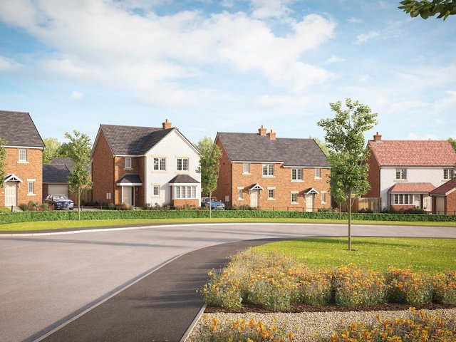 Avant Homes is to deliver £21.5m development of 80 homes in Green Hammerton.