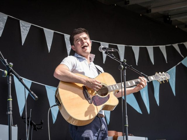 Local music artists and performers will be taking to the stage at Ripley Castle on August bank holiday weekend for the second Harrogate Food & Drink Festival of the summer.