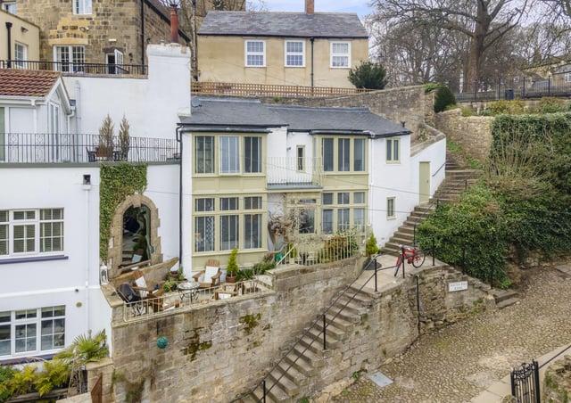 13 Waterside, Knaresborough - £495,000 with Hopkinsons, 01423 501201.