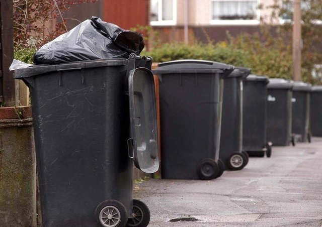 Black bin collections