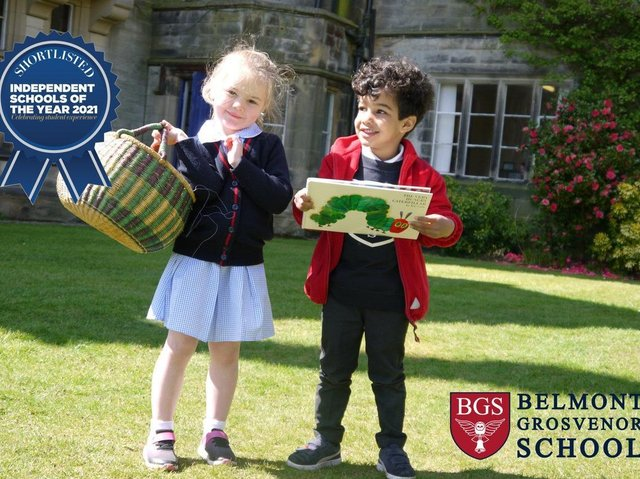 Belmont Grosvenor School has been shortlisted in the Student Wellbeing category of the annual Independent Schools of the Year 2021 awards.