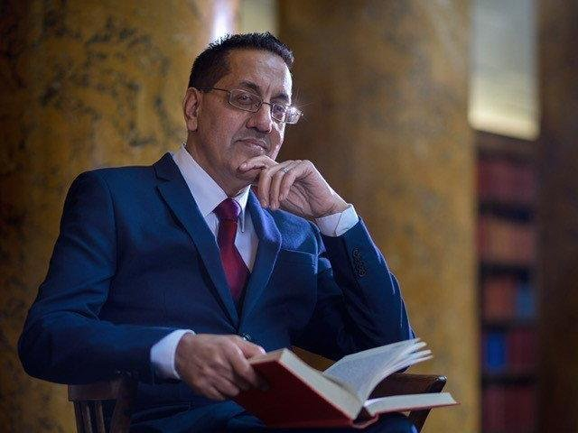 Legal expert - Rochdale grooming gang prosecutor and author Nazir Afzal OBE is joining Raworths Harrogate Literature Festival line up.