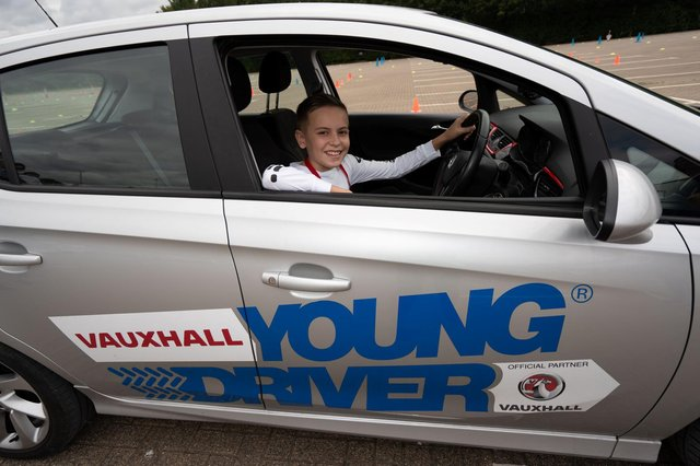 The Young Driver Challenge 2021 is looking for the best drivers aged 10-17