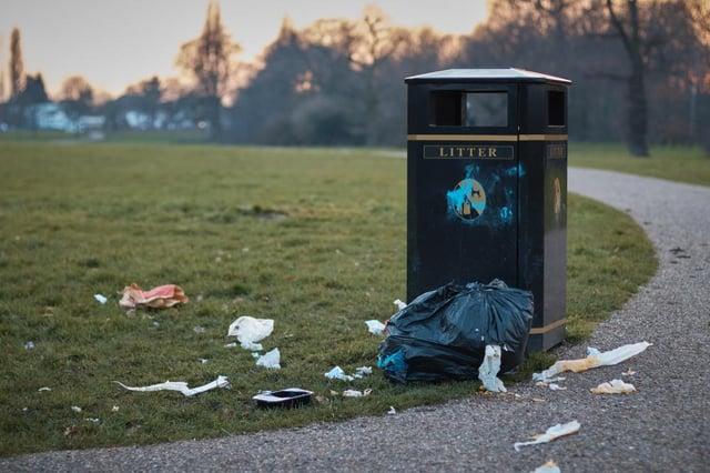 Rubbish (Photo: Shutterstock)