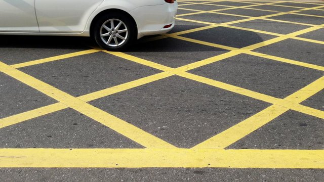 Councils will soon be able to fine drivers for blocking yellow box junctions